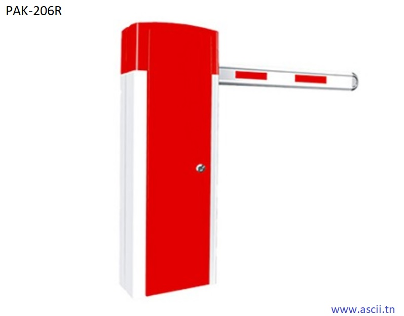 Barrière de parking PAK-206R
